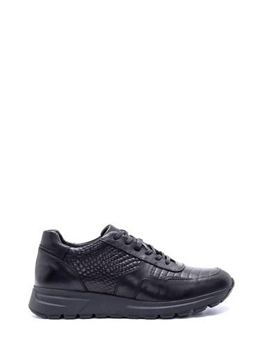 Derimod Erkek Ayakkabı(155) Sneaker Siyah
